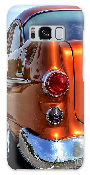 1955 Pontiac Galaxy Case by Kathy Baccari