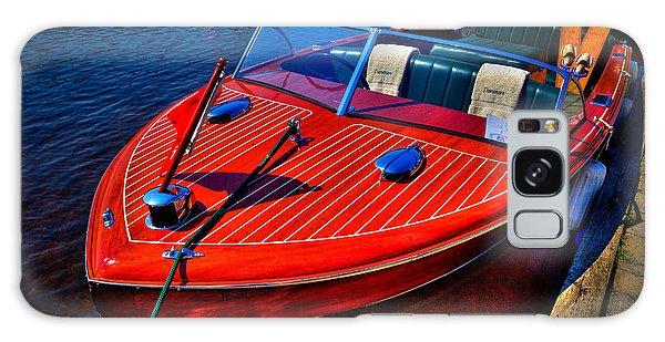 1956 Chris-craft Capri Classic Runabout Galaxy Case
