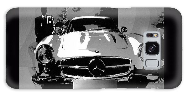1956 Mercedes Benz 300 Sl Gullwing Galaxy Case