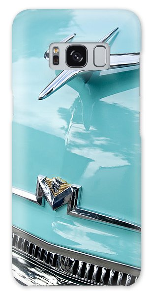 Monterey Galaxy Case - 1956 Mercury Monterey Hood Ornament by Jill Reger