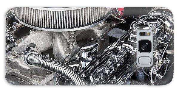 Dual Exhaust Galaxy Case - 1957 Chevrolet Bel Air Big Block by Rich Franco