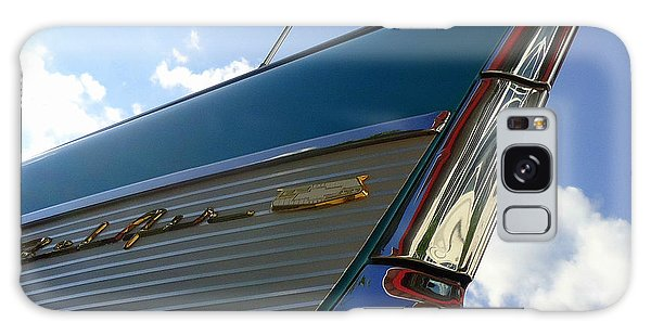 1957 Chevrolet Bel Air Fin Galaxy Case