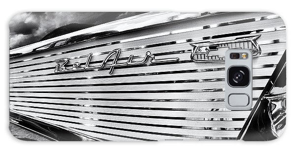 1957 Chevrolet Bel Air Monochrome Galaxy Case