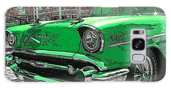 1957 Chevrolet Bel Air Galaxy Case by Samuel Sheats