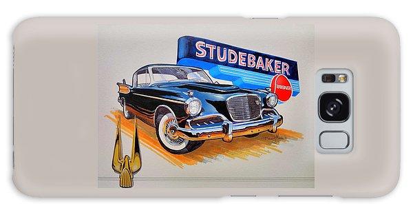 1957 Studebaker Golden Hawk Galaxy Case