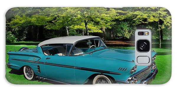 1958 Chev Impala Galaxy Case by Richard Farrington