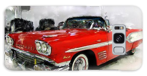 1958 Pontiac Bonneville Convertible Galaxy Case