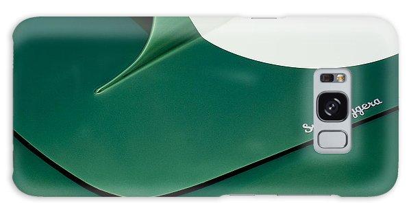 Martin Galaxy Case - 1959 Aston Martin Db4 Gt Hood  by Jill Reger