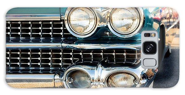Motor Yacht Galaxy Case - 1959 Cadillac Sedan Deville Series 62 Grill by Jon Woodhams