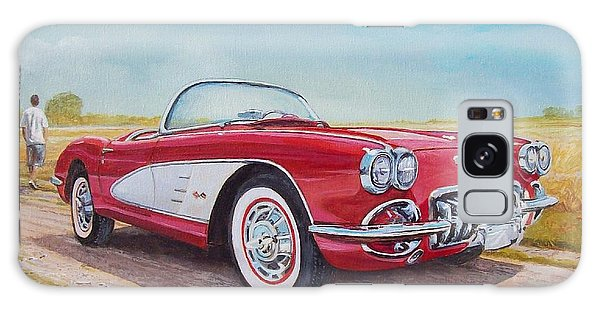 1959 Chevrolet Corvette Cabriolet Galaxy Case