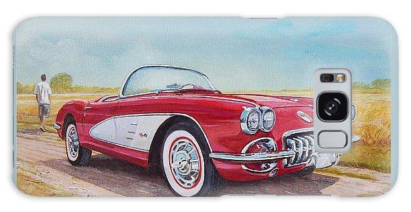 1959 Chevrolet Corvette Cabriolet Galaxy Case