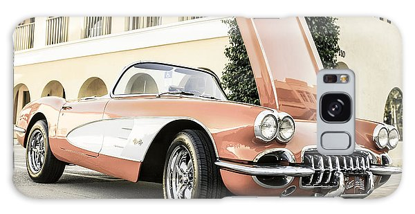 1959 Corvette Galaxy Case by Chris Smith