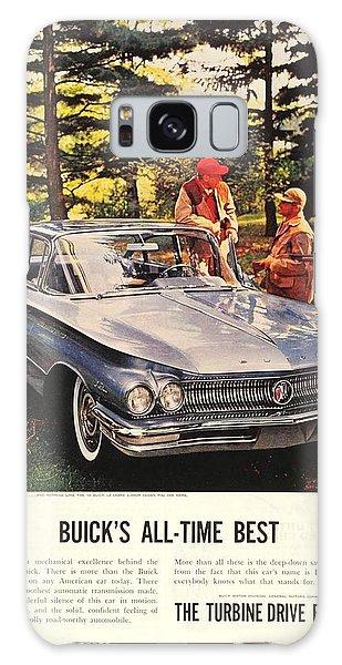 1960 - Buick Lesabre Sedan Advertisement - Color Galaxy Case