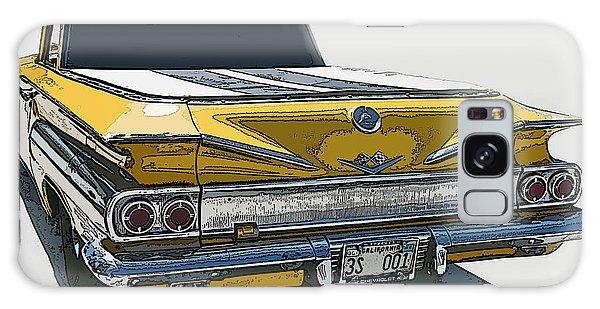 1960 Chevrolet El Camino Galaxy Case by Samuel Sheats