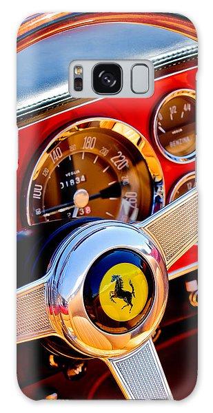 1960 Ferrari 250 Gt Cabriolet Pininfarina Series II Steering Wheel Emblem -1319c Galaxy Case