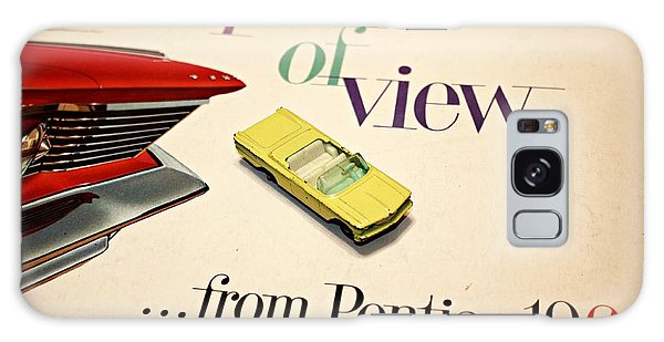1960 Pontiac Matchbox Cover Car Galaxy Case