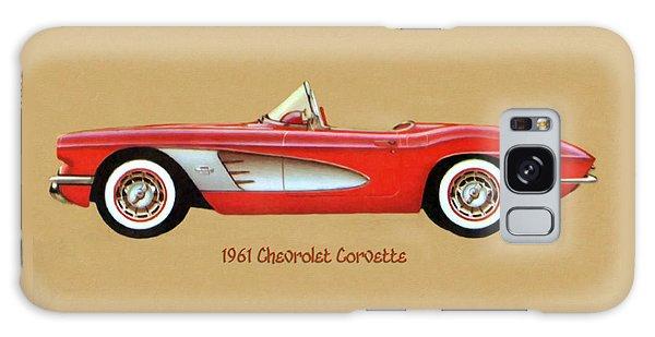 1961 Chevrolet Corvette Galaxy Case