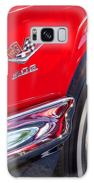 1962 Chevrolet Impala Ss 409 Emblem Galaxy Case