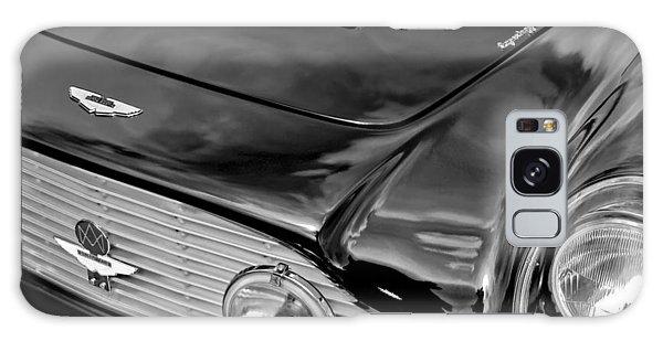 Martin Galaxy Case - 1963 Aston Martin Db4 Series V Vintage Gt Grille Emblem by Jill Reger