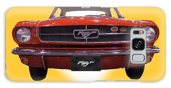 1964 Ford Mustang Galaxy Case by Michael Porchik