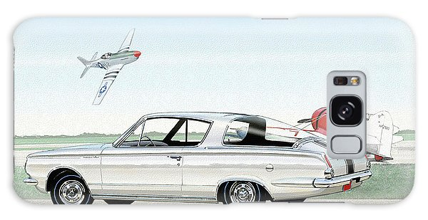 1965 Barracuda  Classic Plymouth Muscle Car Galaxy Case