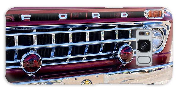 1965 Ford American Lafrance Fire Truck Galaxy Case by Jill Reger