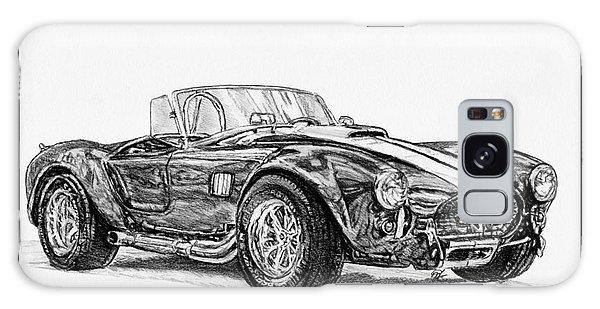 1965 Shelby Ac Cobra Galaxy Case by J McCombie