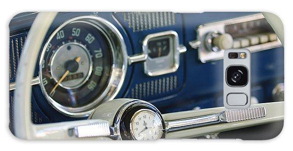 Volkswagen Galaxy Case - 1965 Volkswagen Vw Beetle Steering Wheel by Jill Reger