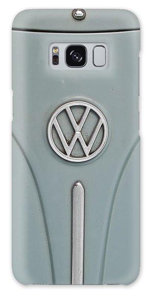1965 Volkswagen Beetle Hood Emblem Galaxy Case
