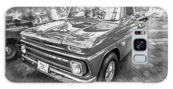 1966 Chevy C10 Pick Up Truck Painted Bw Galaxy Case