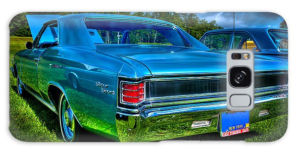 1967 Chevrolet Chevelle Ss Galaxy Case