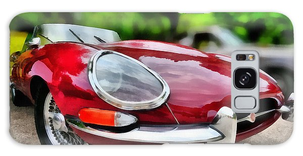 1967 Jaguar E Type Galaxy Case
