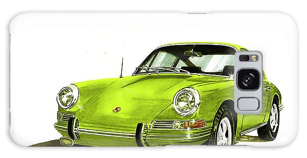 1967 Porsche 911  Galaxy Case