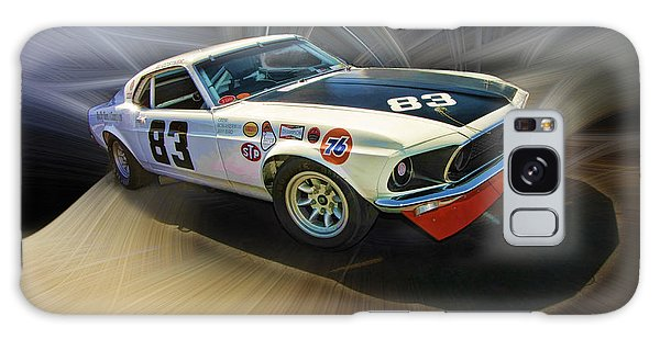 1969 Boss 302 Mustang Galaxy Case