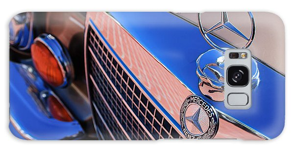 Galaxy Case featuring the photograph 1971 Mercedes-benz 280se 3.5 Cabriolet  by Jill Reger