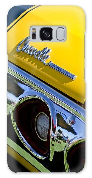 1972 Galaxy Case - 1972 Chevrolet Chevelle Taillight Emblem by Jill Reger