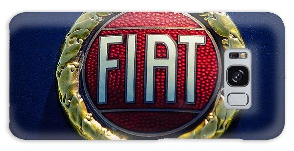 1972 Galaxy Case - 1972 Fiat Dino Spider Emblem by Jill Reger