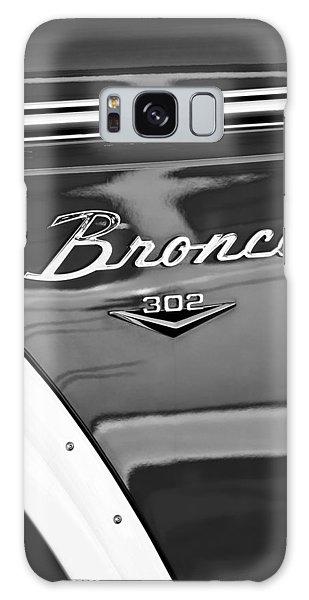 1972 Galaxy Case - 1972 Ford Bronco Emblem by Jill Reger