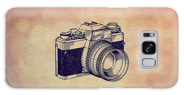 Vintage Camera Galaxy Case - 1979 Rollei Camera Patent Art 1 by Nishanth Gopinathan