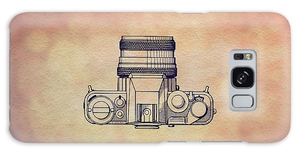 Vintage Camera Galaxy Case - 1979 Rollei Camera Patent Art 2 by Nishanth Gopinathan