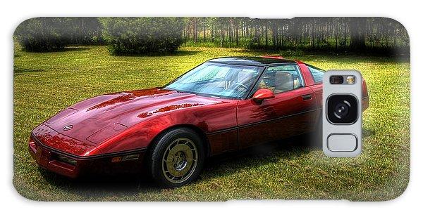 1986 Corvette Galaxy Case by Donald Williams