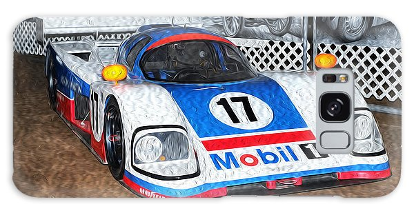 1989 Aston Martin Amr1/4 Galaxy Case