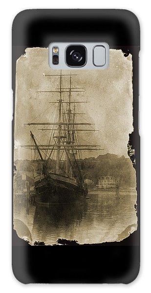 19th Century Schooner Galaxy Case