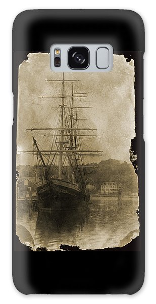 19th Century Schooner Galaxy Case