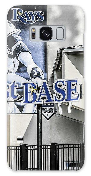 1st Base Galaxy Case by Chris Smith