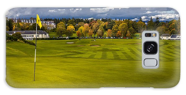 Prints For Sale Kings Golf Course Gleneagles Galaxy Case