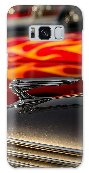 1939 Graham Coupe Hood Ornament Galaxy Case