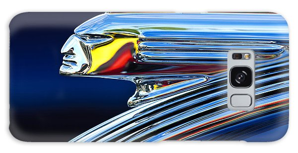 1939 Pontiac Silver Streak Chief Hood Ornament Galaxy Case
