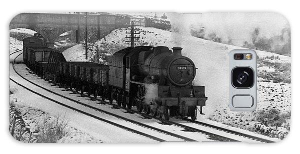 45593 Kholapur Hauling Winter Freight Galaxy Case