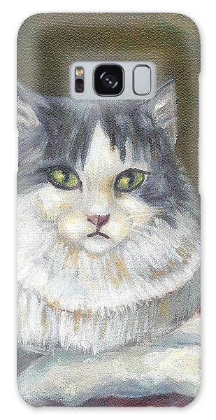 A Cat Of Peter Paul Rubens Style Galaxy Case